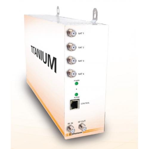 Johansson 8701 Titanium 8 - DVB-T/C Headends Onetrade