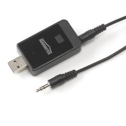 Στριμάρει τον ήχο από την τηλεόρασή σας στα ασύρματα Bluetooth ακουστικά σας.