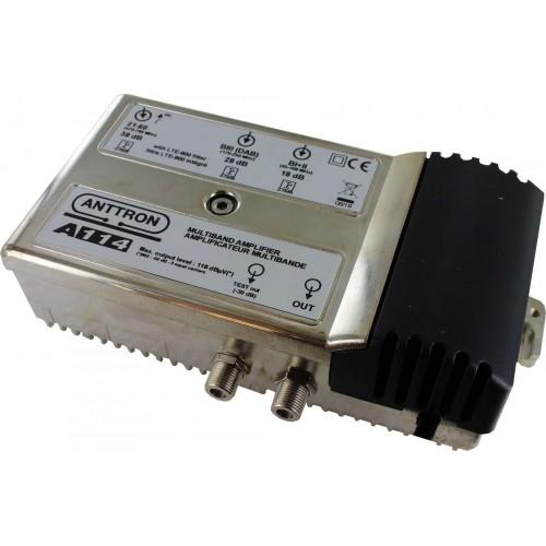Anttron A114LTE - Κεντρικός Ενισχυτής Ενισχυτές Onetrade