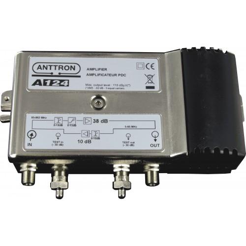 Anttron A124 - Wideband CATV Ενισχυτής Ενισχυτές Onetrade