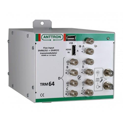 Anttron TRM64 - Compact Headend Digital Compact Κεφαλές Onetrade