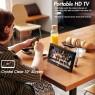 """August DA100D DVB-T & DVB-T2 - Φορητή Τηλεόραση 10.1"""" Τηλεοράσεις Onetrade"""