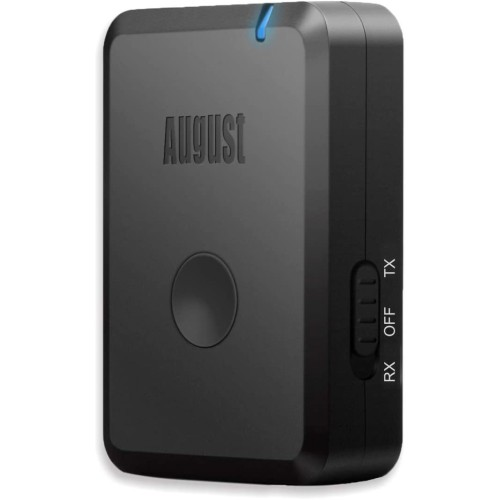 August MR260 - Bluetooth Πομπός & Δέκτης Ασύρματα Ηχεία Onetrade