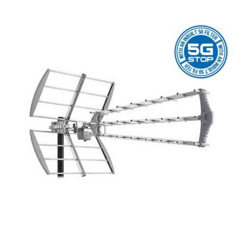 Fuba DAT902B - LTE Κεραία 5G Εξωτερικές Επίγειες Onetrade