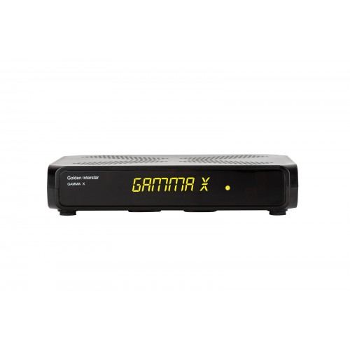 Golden Interstar GAMMA X - DVB-C/T2 H.265 Linux Επίγειοι Onetrade