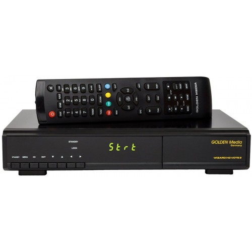 Golden Media Wizard Vote 2 HD - Combo Receiver