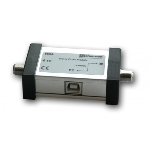 Johansson 6554 - PC to Coax Module Ενισχυτές Onetrade