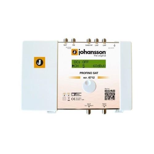 Johansson 6712 - Profino Revolution SAT Ενισχυτές Onetrade