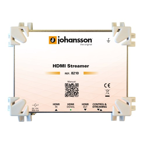 Johansson 8210 - HDMI Streamer Modulator Audio - Video Onetrade