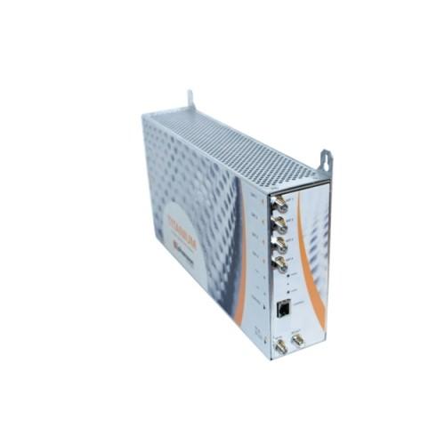 Johansson 8703 Titanium 8x8 - DVB-T/C Digital Compact Κεφαλές Onetrade