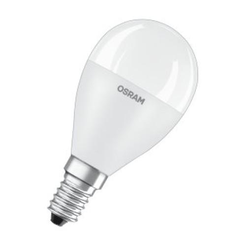 LEDVANCE OSRAM Λάμπα - Λαμπτήρας LED VALUE CLP40 5W/2700K E14 230V FROSTED Λάμπες