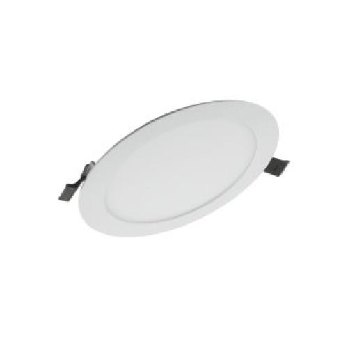 LEDVANCE OSRAM Φωτιστικό - DL SLIM ALU DN205 22W 4000K WT Φωτιστικά Onetrade