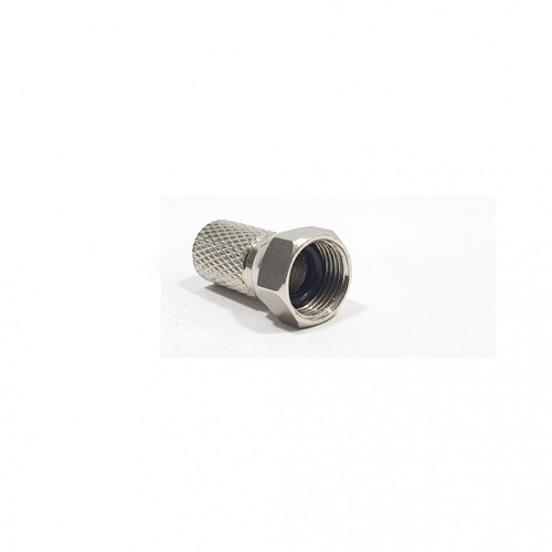 F03-70 - F Connector 7mm με O-ring Βύσματα Onetrade