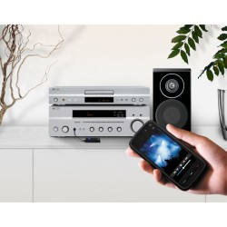 Ακούστε μουσική από το smartphone ή το iPad σας μέσω των δικών σας ηχείων