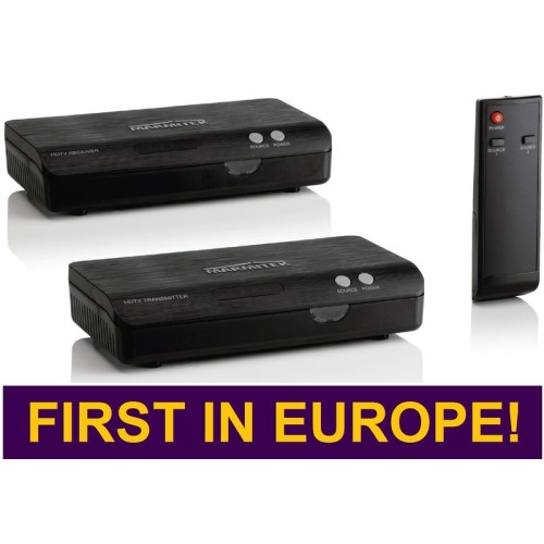 Marmitek HDTV Anywhere - Αναμετάδοση HDMI μέσω ρεύματος Ασύρματη Αναμετάδοση A/V Onetrade