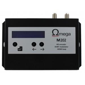 Ωmega Digitech M202 - HDMI Modulator