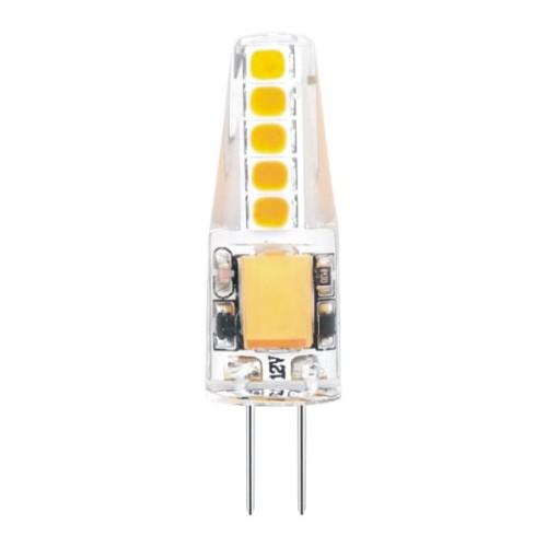 Redled Λάμπα - G4 LED 2.2W/AC/DC/12V/3000K/Θερμό Λάμπες