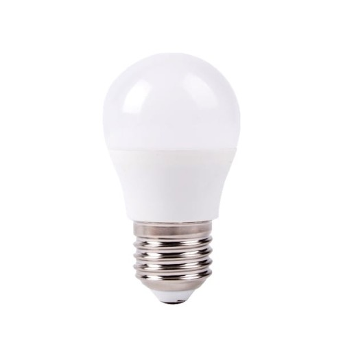 Redled Σφαιρική Λάμπα - VALUE LED Ε27/6W/200V/3000K/Θερμό Λάμπες