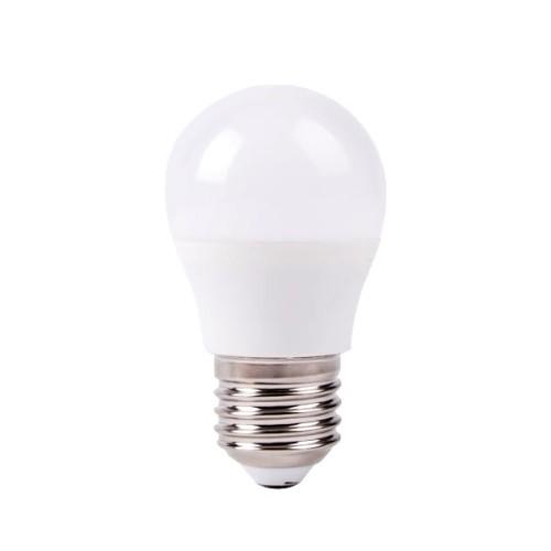 Redled Σφαιρική Λάμπα - VALUE LED Ε27/6W/220V/6500K/Ψυχρό Λάμπες