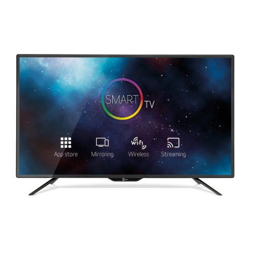 "TELE System SMART40 LED08 - TV LED 40"" Τηλεοράσεις Onetrade"